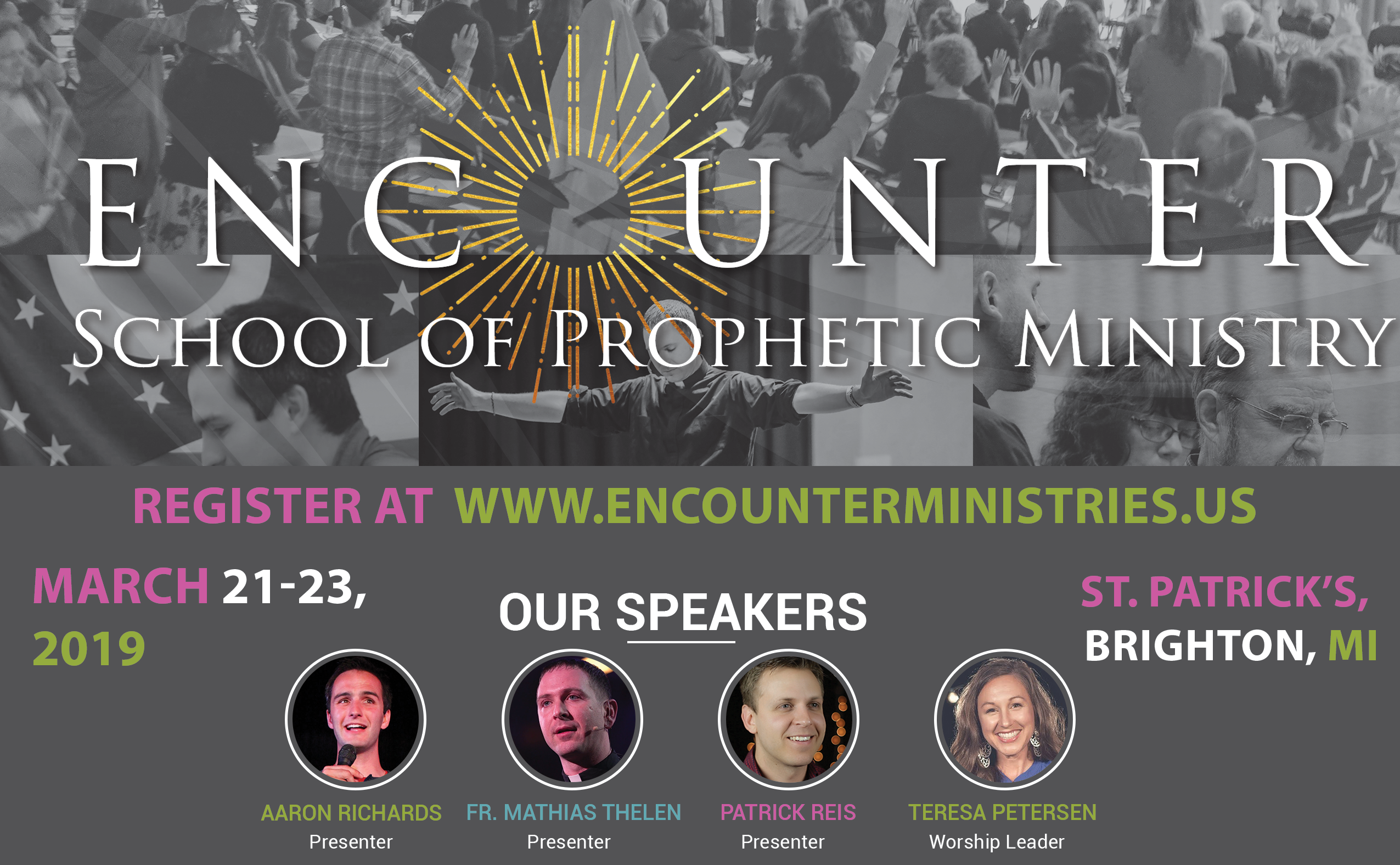 Encounter School of Prophetic Ministry