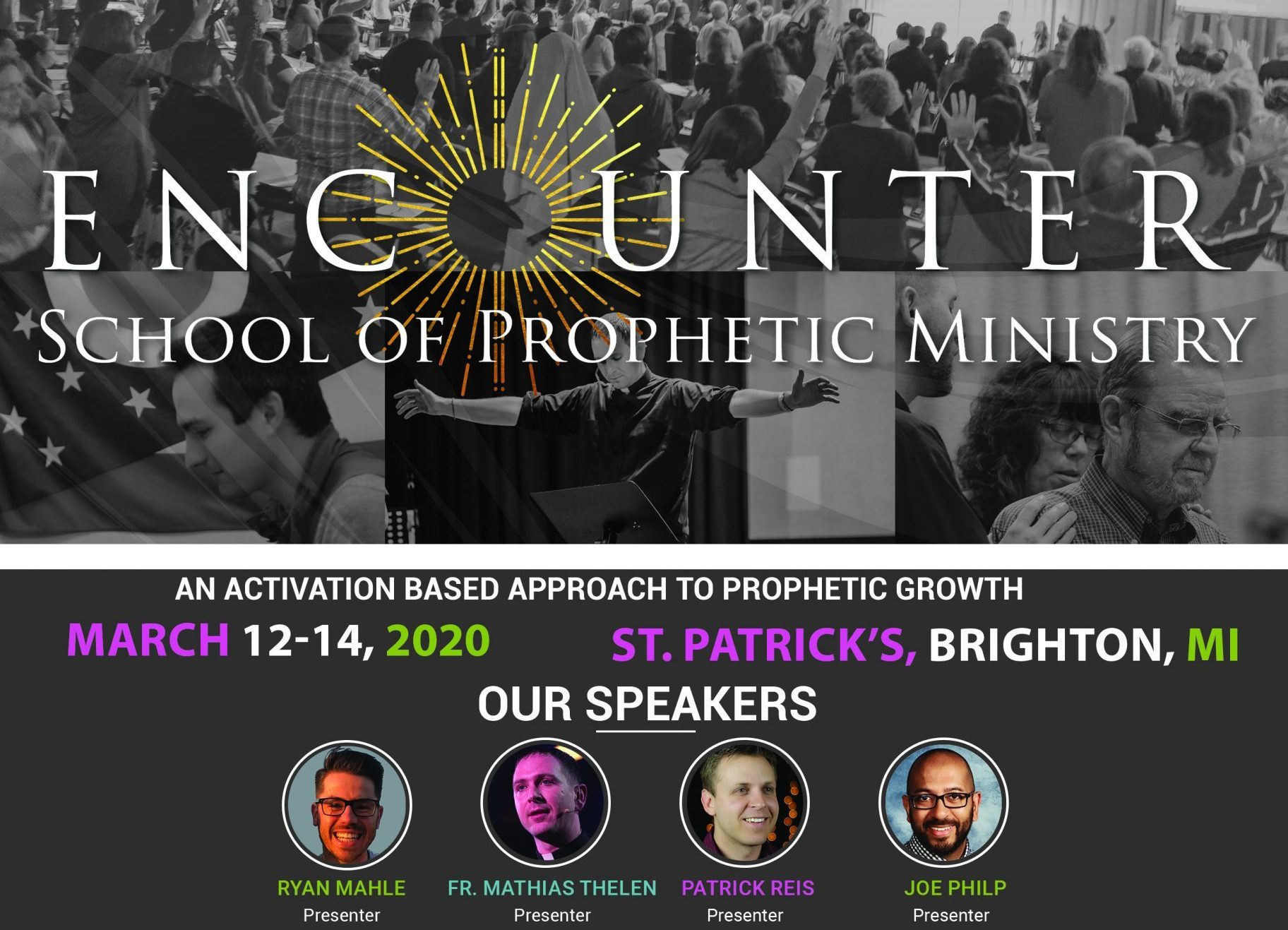 School of Prophetic Ministry - Brighton 2020