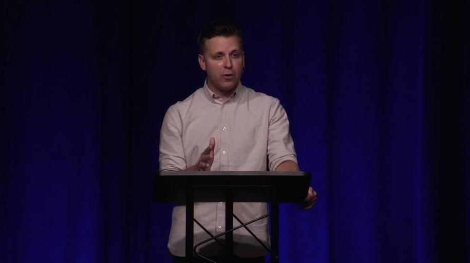 Year 2 – Quarter 5. Class 4. Session 1 – Jesus at the Door (Patrick Reis)