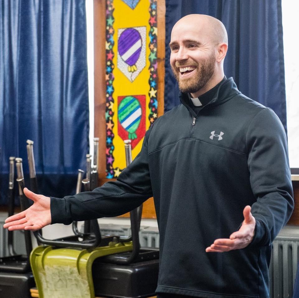 Fr. Adam Maher